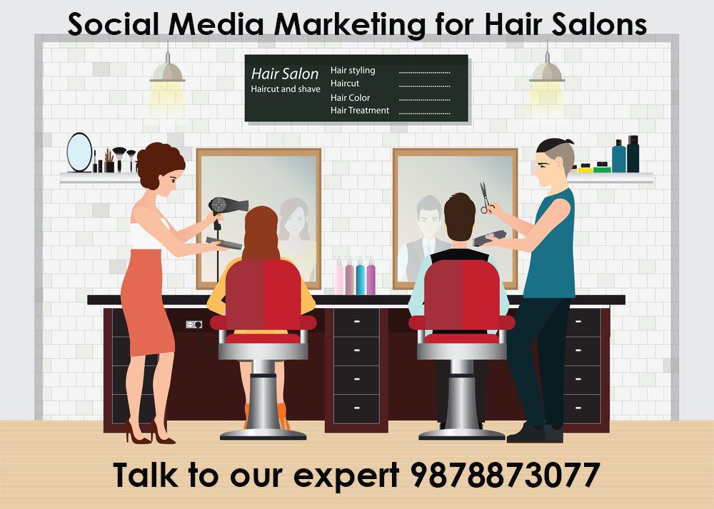 Social Media Marketing for Ladies Beauty Salons