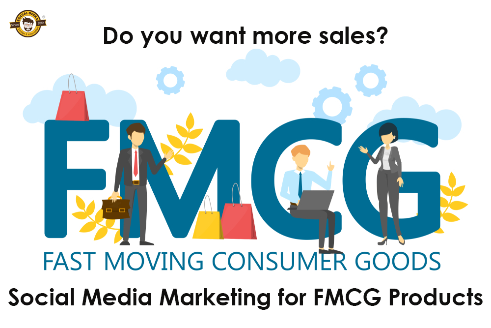 Social Media Marketing for FMCG Products